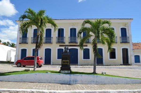 Marechal Deodoro tem patrimonio cultural e tem a belissima praia do Frances