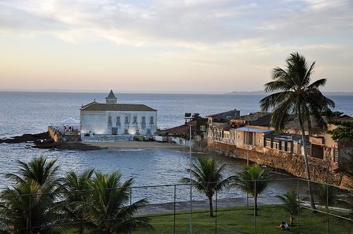 Ponta de Humaitá é um dos lugares mais charmosos de Salvador