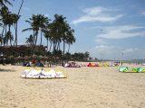 Cumbuco é paraíso do Kitesurf