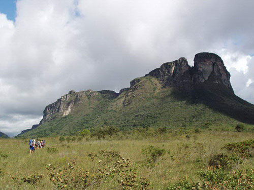 Pico das Almas na Chapada Diamantina
