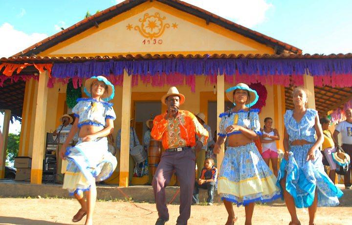 Dança do Coco de Roda