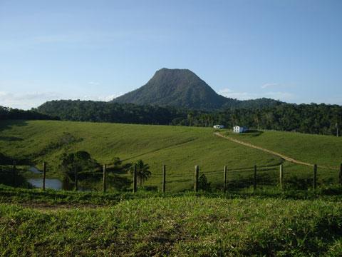 Parque Nacional Monte Pascoal