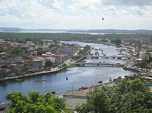 Valença na Bahia