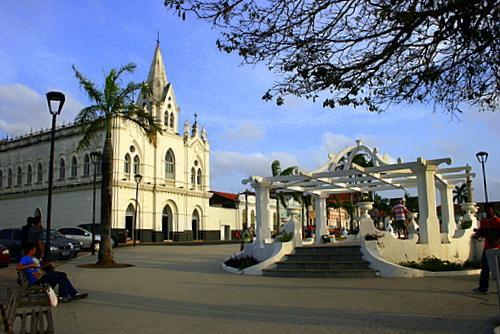 Praça Gonçalves Dias em São Luís