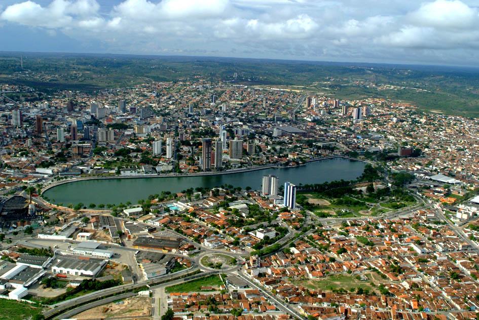 Campina Grande na Paraíba