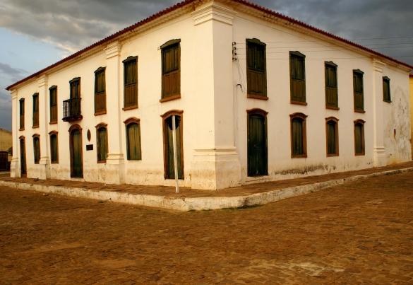 Museu de Arte Sacra de Oeiras no Piauí