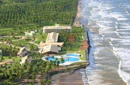 Ilha de Santa Luzia em Sergipe