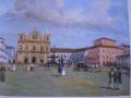 Telas de Diógenes Rebouças do Salvador do século XIX