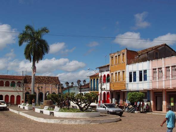 Guia de Turismo de Andaraí que é a segunda principal cidade da Chapada Diamantina