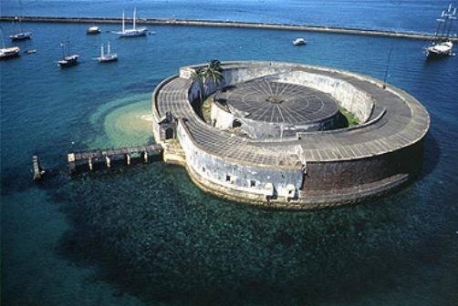 Forte de São Marcelo - Salvador da bahia