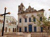 Igreja Matriz do Santíssimo Sacramento na Ilha de Itaparica