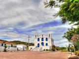 Igreja Santa Isabel em Mucugê