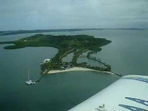 Ilha das Canas na Bahia