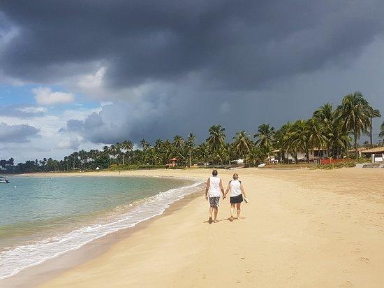 Ilha de Itaparica - Praia da Penha