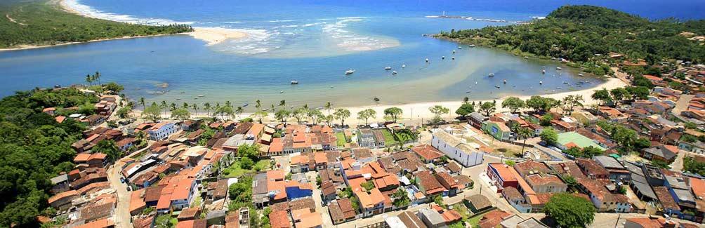 Guia de Turismo de Itacaré na Costa do Cacau