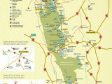 Mapa Guia Turístico da Chapada Diamantina