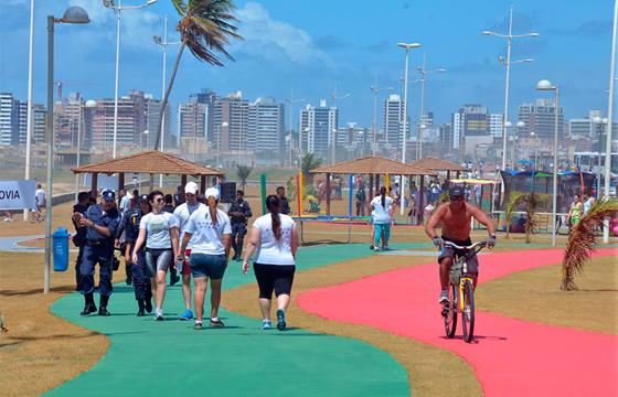Parque de Lazer e Esporte da Boca do Rio