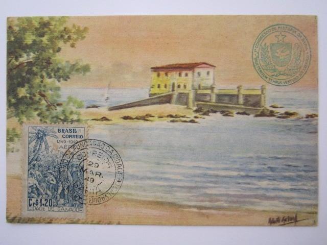 Fortes e Faróis de Salvador da Bahia - História e Turismo