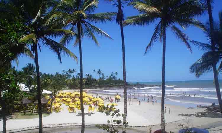 Praia de Batuba