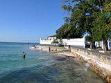 Praia do Forte na Ilha de Itaparica