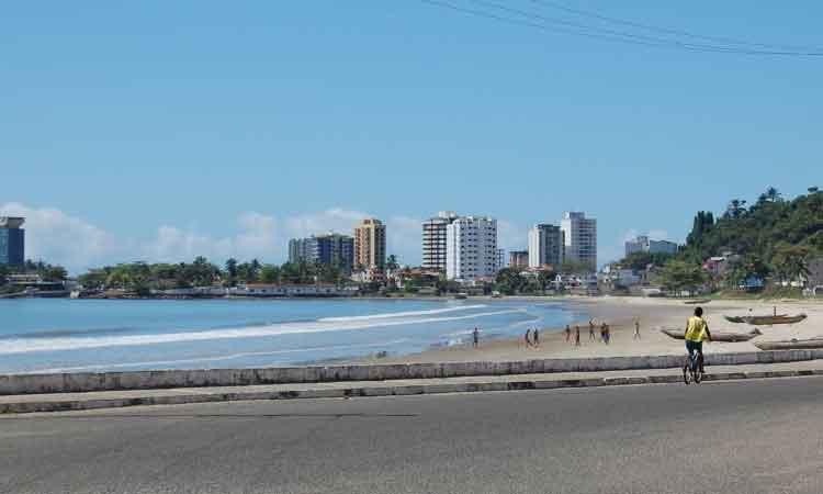 Praia do Malhado