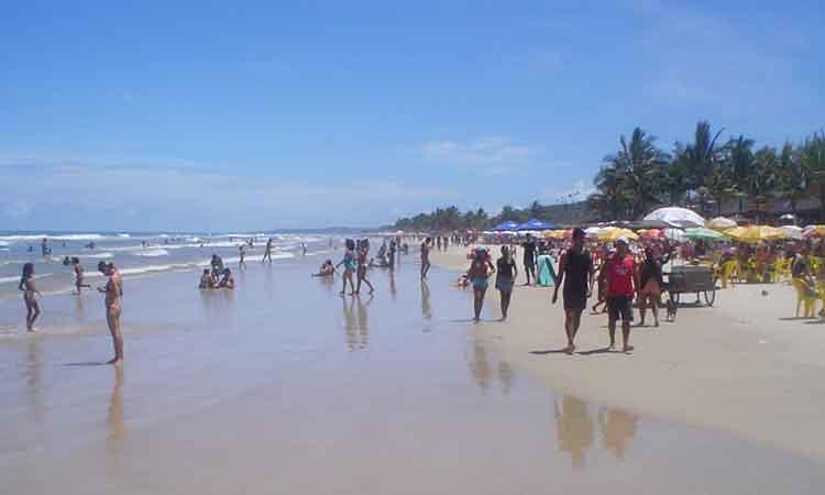 Praia dos Milionários