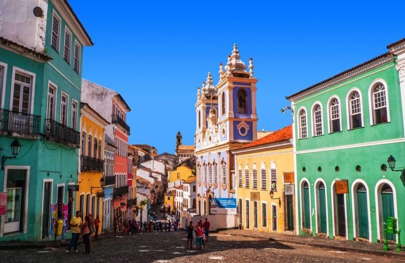 Salvador da Bahia é Danada de Boa - Pontos Turísticos
