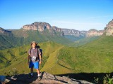 Trekking no Vale do Pati