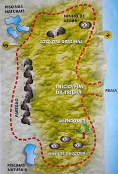 Trilha da Ilha Siriba