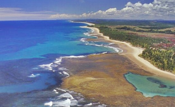 Praia Taipus de Fora - Maraú - Bahia