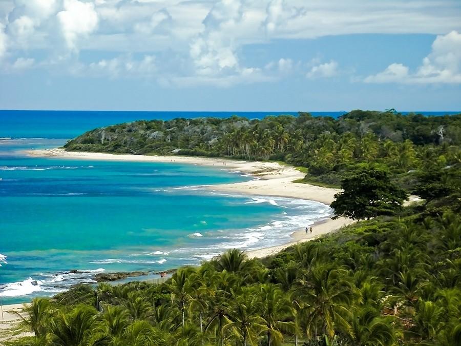 Praia do Rio Verde - Trancoso