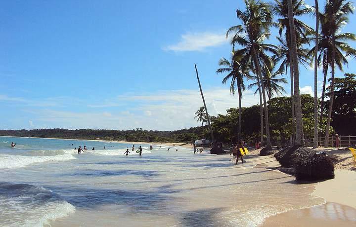 Praia dos Nativos - Trancoso