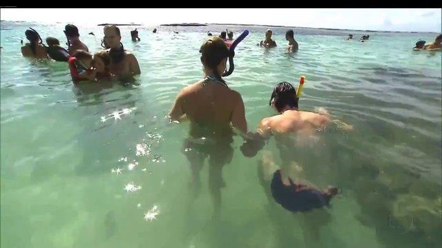 Maragogi é o destino mais procurado por turistas em Alagoas