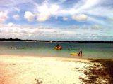 Lagoa de Carcará no litoral sul do RN