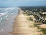 Praia de Aruana em Aracaju