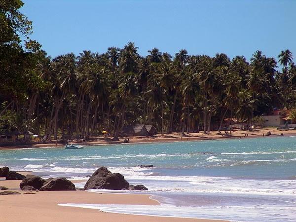 Praia de Barreiras do Boqueirão