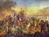 A Guerra dos Guararapes, Quadro de Victor Meirelles, pintado em 1879.