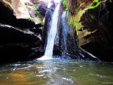Cachoeira do Dodó na Chapada das Mesas