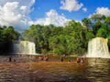 Cachoeiras Itapecuru na Chapada das Mesas
