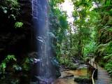 Cachoeira da Pedra Caída na Chapada das Mesas