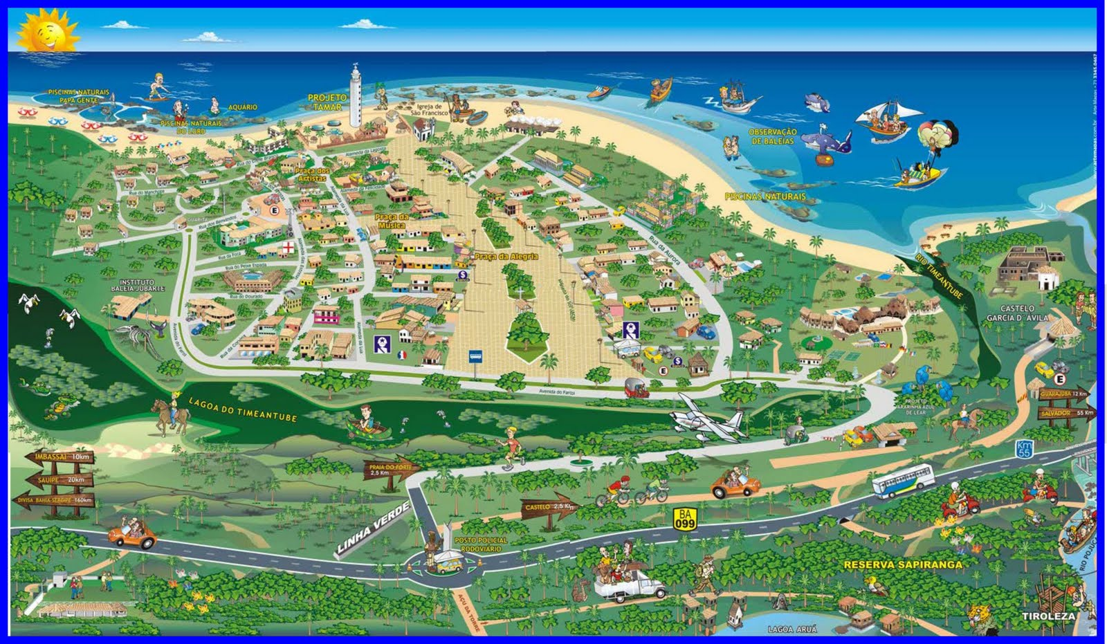 Praia Do Forte 233 Um Destino Imperd 237 Vel Para Quem Vai A