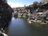 Cânion do rio Poti no Piauí