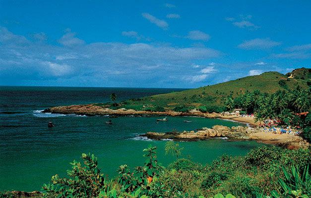 Praia de Calhetas em Pernambuco