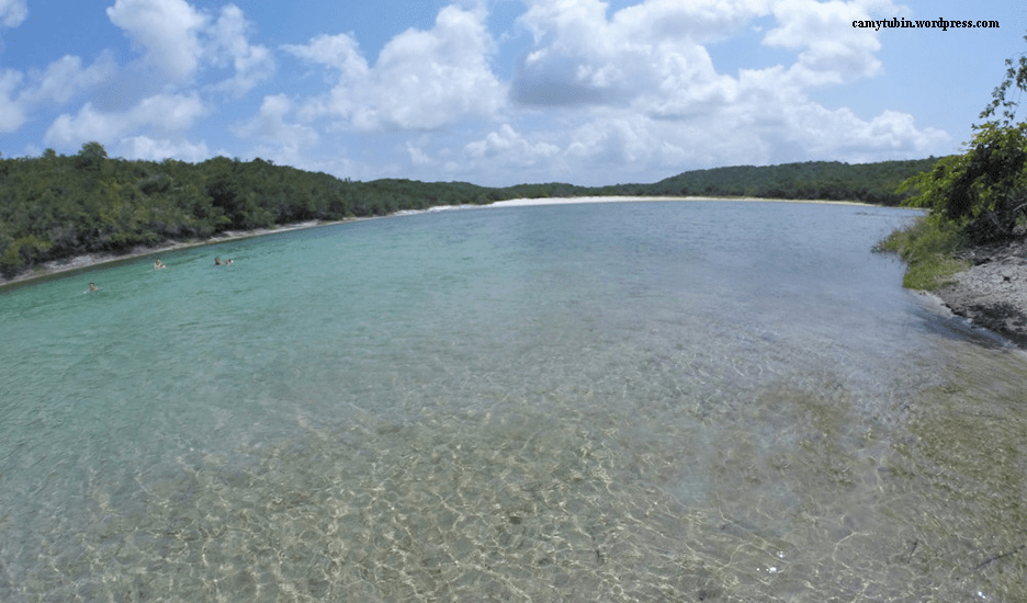 Lagoa da Juventude em Nisia Floresta RN