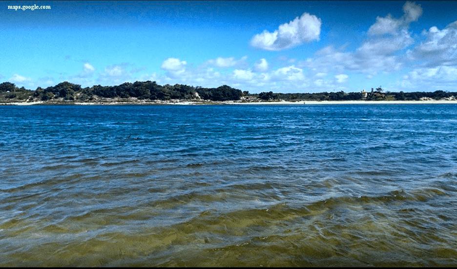 Lagoa de Alcaçuz em Nísia Floresta RN