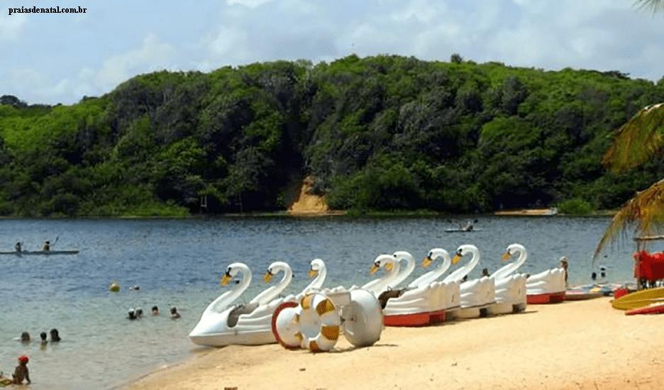 Lagoa de Arituba em Nísia Floresta RN