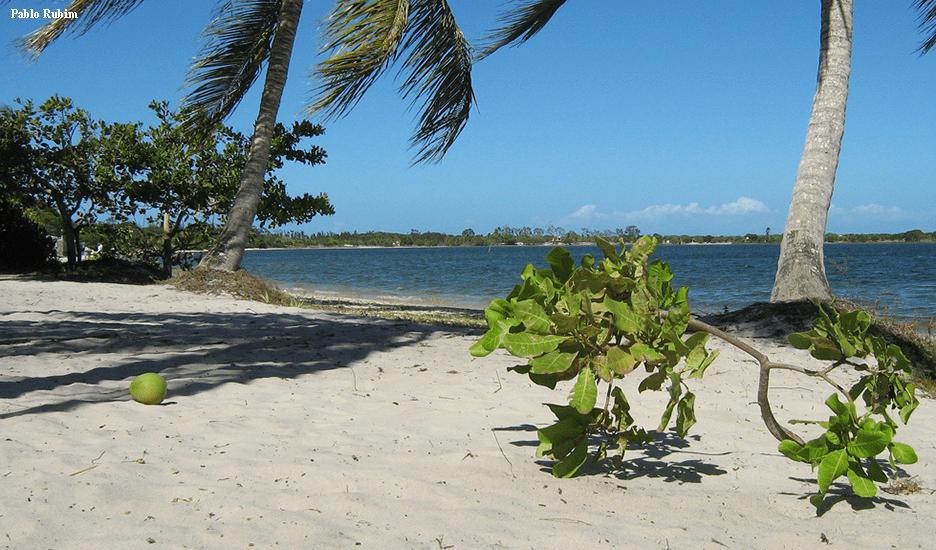 Lagoa de Boágua em Nísia Floresta RN