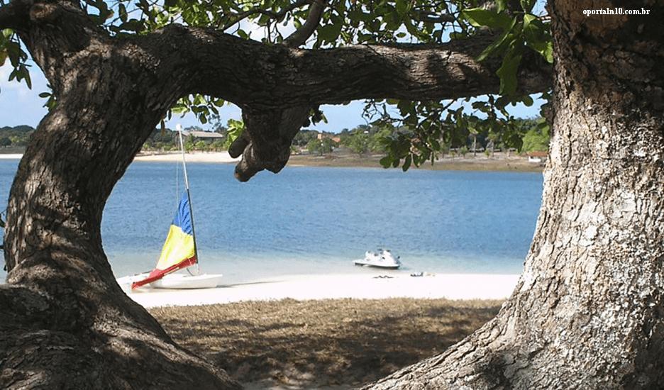 Lagoa do Bomfim em Nísia Floresta RN