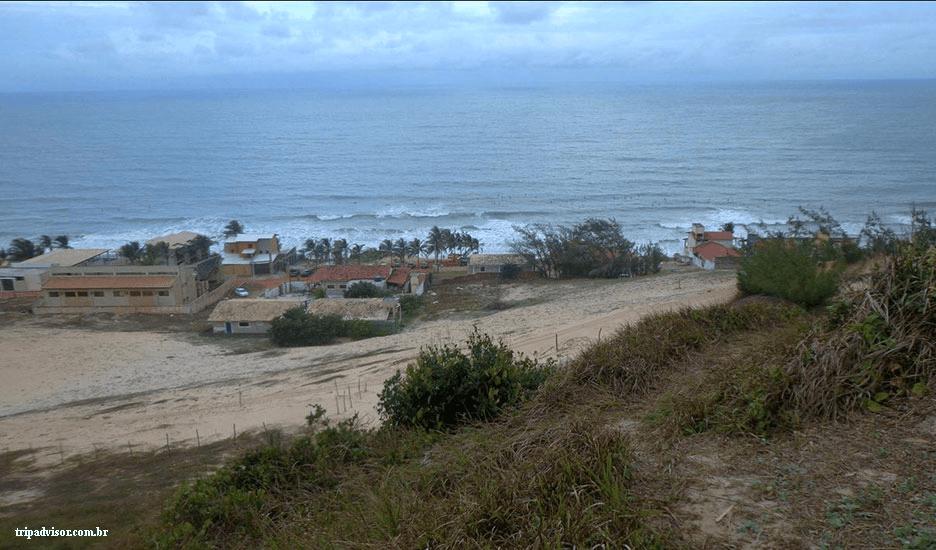Praia de Búzios em Nísia Floresta RN
