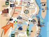 Mapa Turístico de Aracajú SE